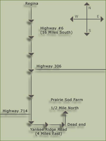 Directions Map